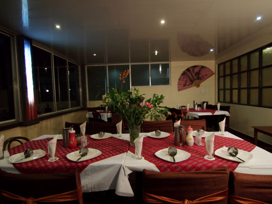 Royal Residency Hotel Gangtok Restaurant